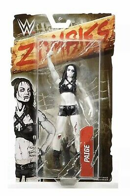 WWE Figures Mattel Zombies Series 3 Boxed Brand New