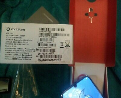 New Vodafone Smart V10 32GB Android Mobile Phone, 4g