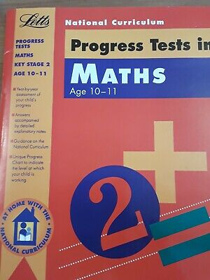 1996 KS2 Progress Tests: Maths 10-11 (At Home with the National Curriculum)