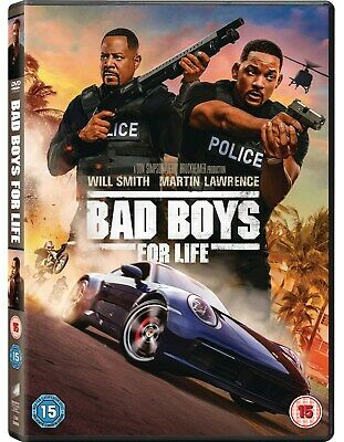 Bad Boys for Life [DVD] RELEASED 31/12/2099