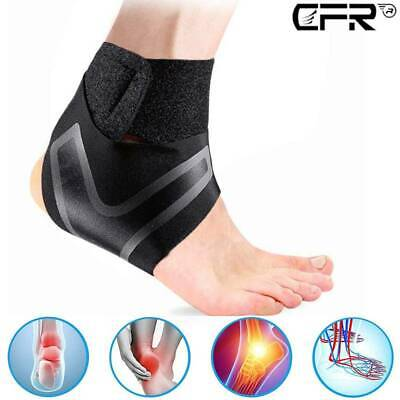 CFR Ankle Support Brace Medical Compression Band Strap Boxing Protector Guard UK
