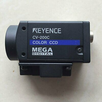 1PC used KEYENCE CV-200Ccamera tested tested in good condition