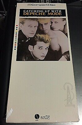 Depeche Mode – Catching Up With - CD Longbox USA 075992534628 -SEALED MINT NEW