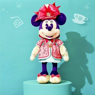Authentic Minnie Mouse Main Attraction plush March Disney Store