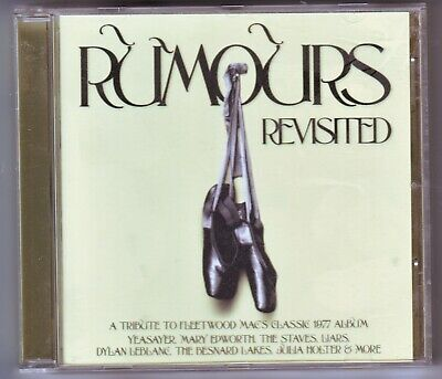Various Artists / Fleetwood Mac - Rumours Revisited Mojo Magazine CD