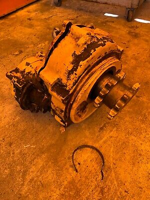 New Holland LX885 885 Gearbox RIGHT HAND Skid Steer Loader Less Drive Motor CASE