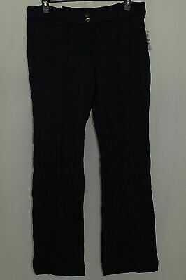 Style Co Straight-Leg Trousers Industrial Blue 18