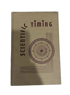 Scientific Timing Book By Charles Purdom Copyright 1947