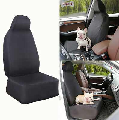 Pet Front Seat Cover Dog Hair Resistant Proof Protection Car Trucks Heavy Duty