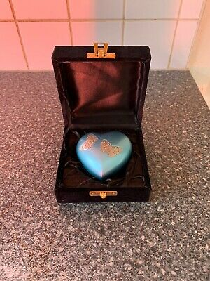 mini Keepsake Urn Small Cremation Urn for Ashes Funeral Memorial