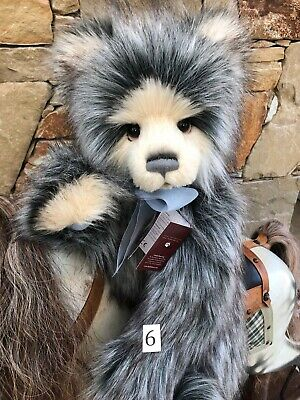 Charlie Bears Lachlan 6 Large Plush 2020 New Release Collectable Teddy Bear