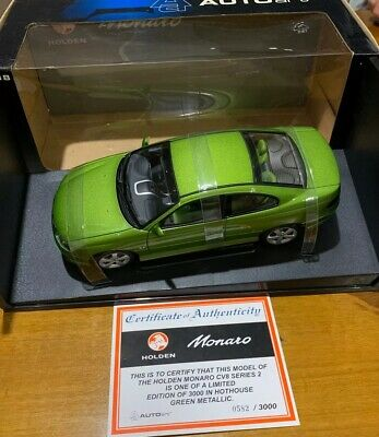 "Holden Monaro Cv8 Series 2 ""Hothouse Green Metallic"""