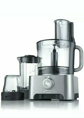 Kenwood FPM910 Food Processor 1300W - Stainless Steel + FAST & FREE DELIVERY