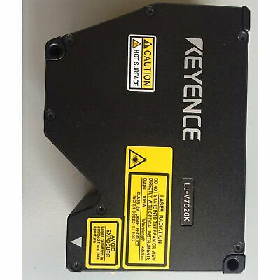 1PC Used KEYENCE LJ-V7060K Tested in Good Condition free shipping