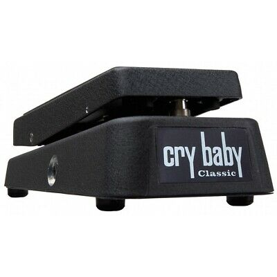 Dunlop GCB95F Cry Baby Classic Wah Effetto a Pedale per Chitarra