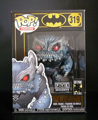 Funko Pop! Batman 80 Years The Devastator #319 FYE Exclusive Preorder
