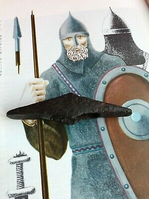guard sword iron Kievska Rus Vikings 9 -11 century 8,5 cm