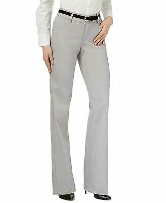 LEE Women's New Midrise No Gap Madelyn Trouser, Dovetail, 6