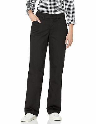 Lee Platinum Label Madelyn Jet Black Trouser Black 4