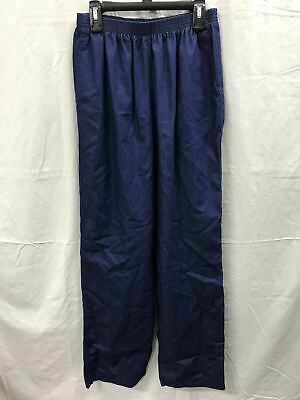 Alfred Dunner Pullon Pants Dark Blue LARGE