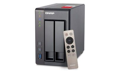 QNAP TS-251+-2G NAS tower
