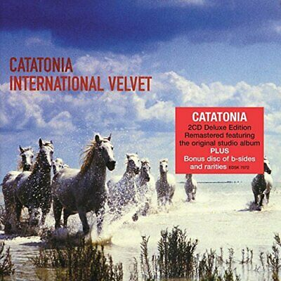Catatonia-International Velvet CD NEW
