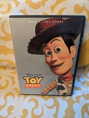 The Complete Toy Story Collection (DVD, 2012, 4-Disc Set)