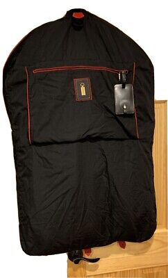 Zilli 100% Authentic Garment Travel Bag