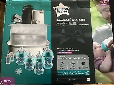 Tommee Tippee Advaced Anti Colic Feeding Set