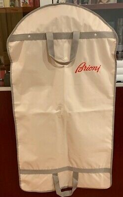 Brioni Garment Travel Bag 100% Authentic