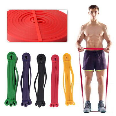 Exercise Bands Latex Resistance elastic Band -Pull Up Assist Bands Fitness GYM