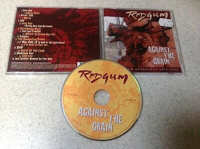 Redgum - Against The Grain The Anthology 1976 - 1986 CD
