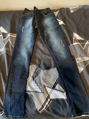Next Boys Jeans Age 11 Super Skinny