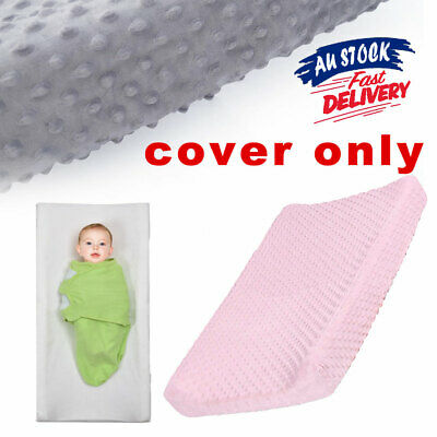 Stretch Soft Changing Baby Change Mattress Mat Cover Bed Sheet Table Pad