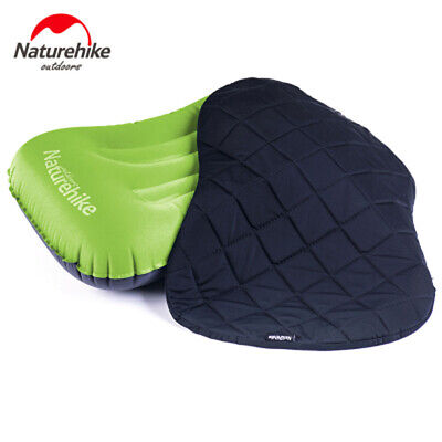Naturehike Inflatable Pillow Travel Air Pillow Neck Camping Sleeping Portable