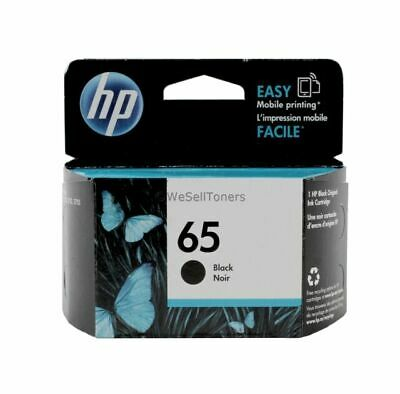 HP 65 Black Ink Cartridge N9K02AN
