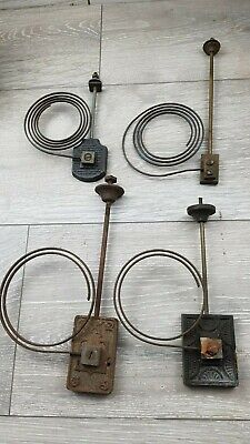 Antique Vintage Clock Mantle Clock Gongs Spares & Repairs