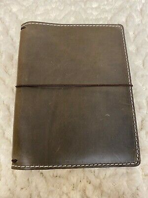 Chic Sparrow Outlander B6 Browncoat Travelers Notebook