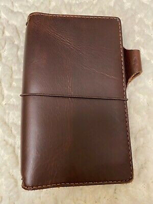 Chic Sparrow Personal Size Deluxe Claire Travelers Notebook