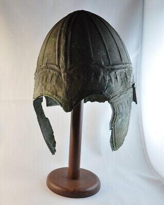 Scythians bronze helmet 8th cent AD Excellent condition ORIGINAL31