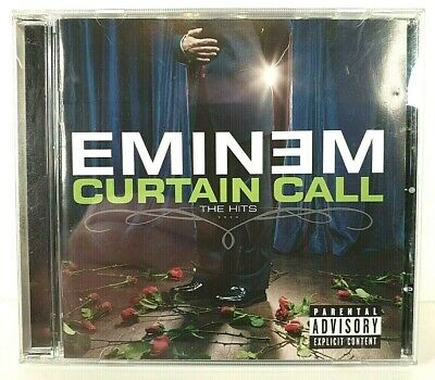 Eminem - Curtain Call The Hits - CD - Jewel Case - Best Of - Great Condition