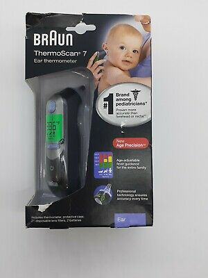 Braun Thermoscan 7 Digital Ear Thermometer IRT6520 -Kids & Babies
