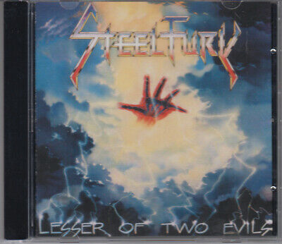 Steel Fury - Lesser Of Two Evils CD