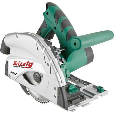 """Grizzly T10687 6-1/4"""" Track Saw"""