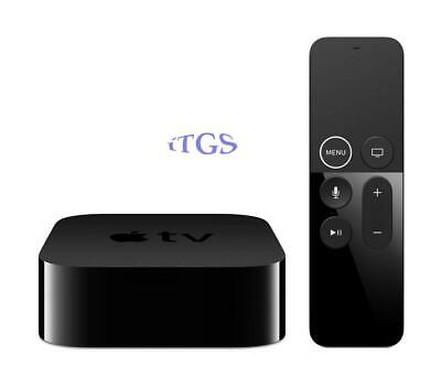 Apple TV 4K A1842 64GB HDR 5-th Generation Digital Media Streamer MP7P2LL/A