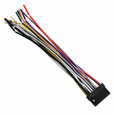 [DIAGRAM_4FR]  WIRE HARNESS FOR Alpine Cde-9874 Cde9874 *Pay Today Ships Today* - $9.99 |  PicClick | Alpine Cde 9874 Wiring Diagram |  | PicClick