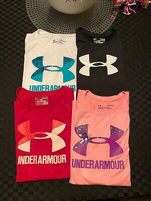 girls under armour Size large
