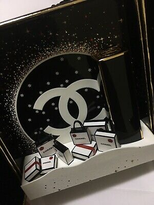 Chanel Rouge Allure Lipstick 837 Coffret Theatre Box Limited Edition