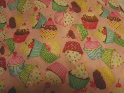 PUL waterproof Cupcake fabric, for diaper covers baby, raincoats bty
