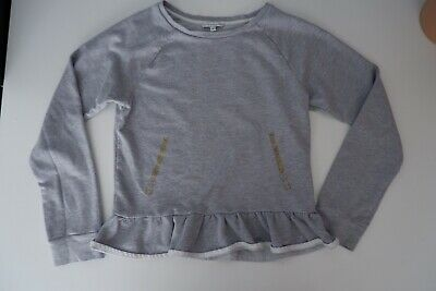 little marc jacobs Grey Jumper Age 12 Years Size 150 Girls Gc